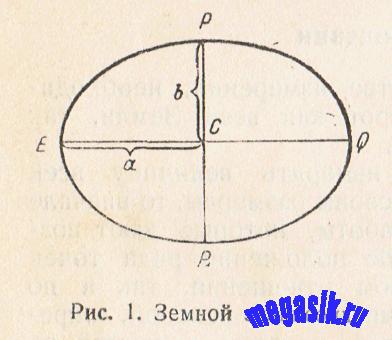 § 2. Форма и размеры Земли